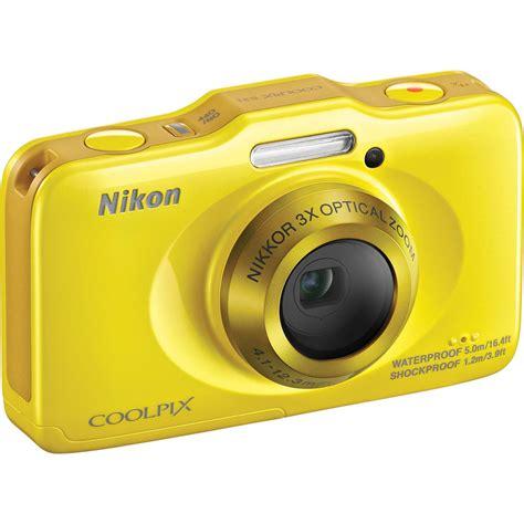 Camera Nikon Coolpix S31