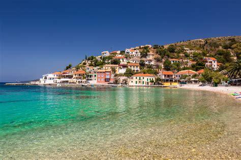 Cephalonia Greece