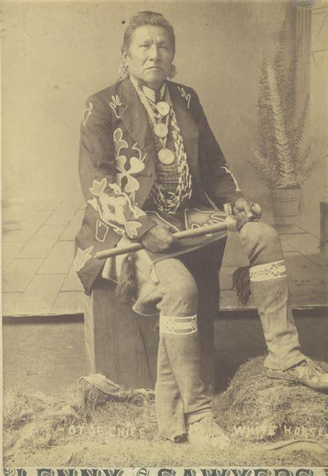 Chief White Horse