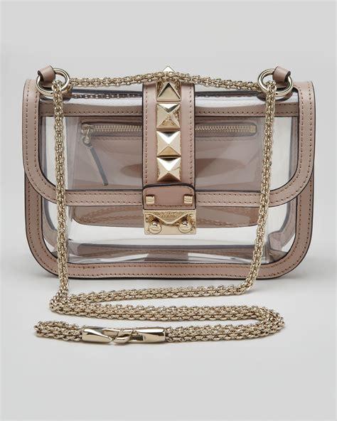 Clear Cross Body Bag