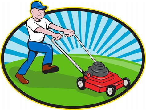 Clip Art Lawn and Garden