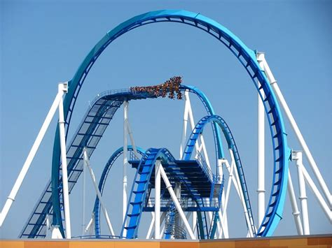 Coaster Scary Roller
