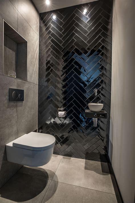 Contemporary Bathroom Wall Tile