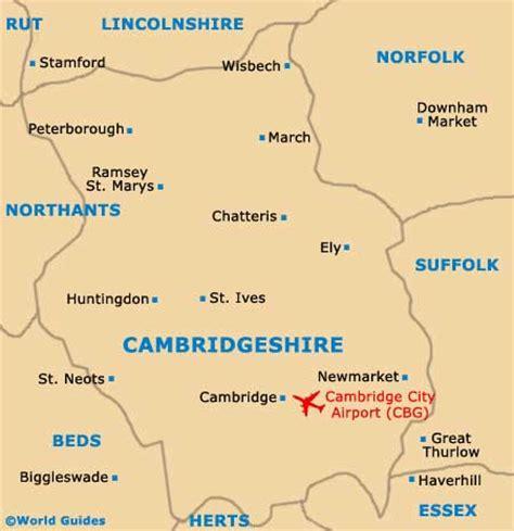 County Cambridge England