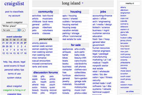 Craigslist Hudson New York