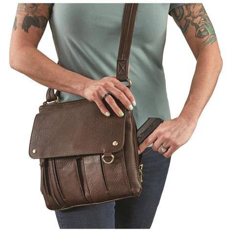 Cross Body Concealed Carry Purses