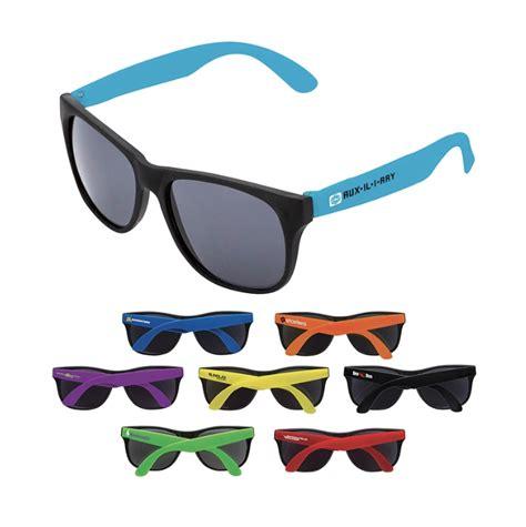 Custom Plastic Sunglasses