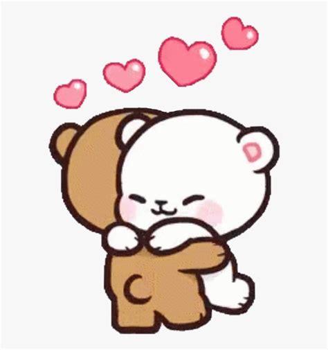 Cute Bear Hug
