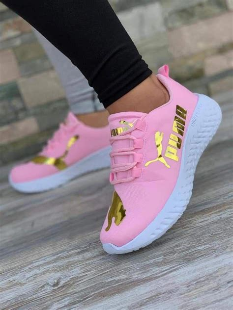 Cute Girls Shoes Puma