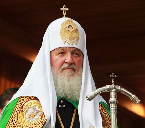 Cyril I Patriarch of Moscow