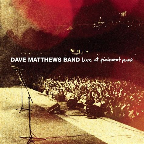Dave Matthews Band Live at Piedmont Park