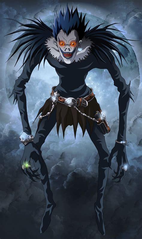 Death Note Ryuk