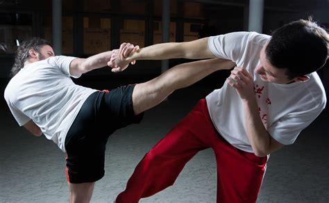 Defensive Martial Arts
