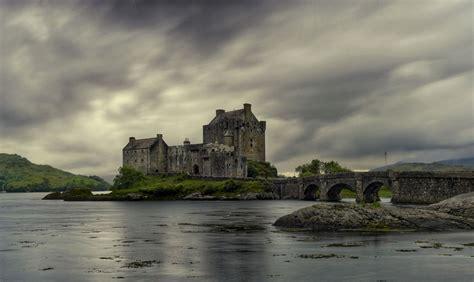 Dornie Castle
