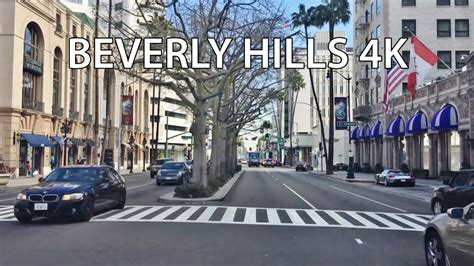 Downtown Beverly Hills CA