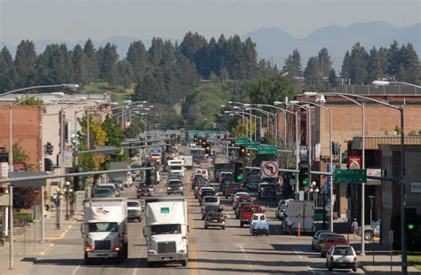 Downtown Kalispell