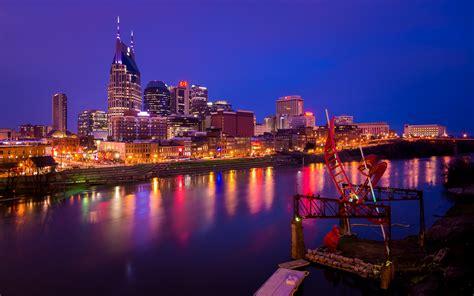Downtown Nashville Tenn