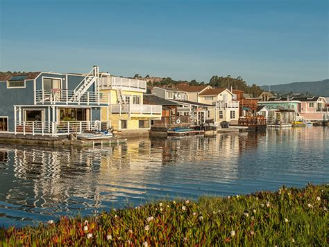 Downtown Sausalito CA