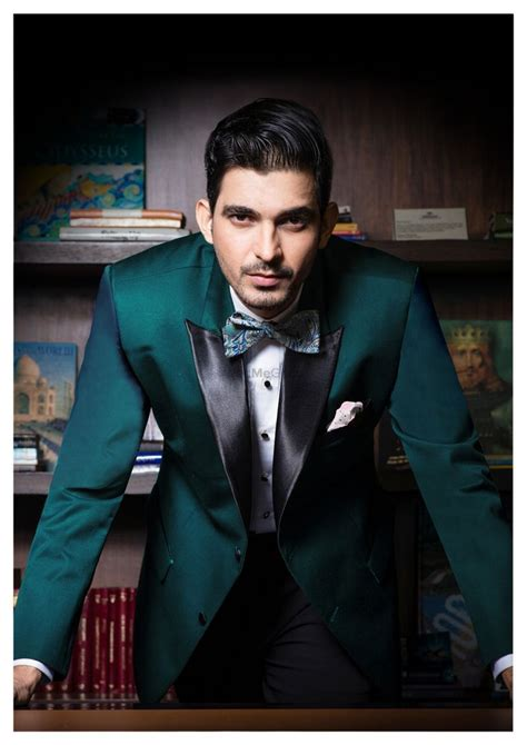 Emerald Green Men's Tuxedos