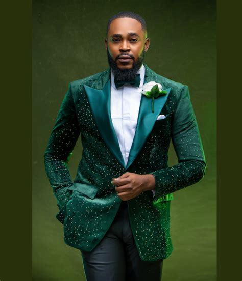 Emerald Men's Suit
