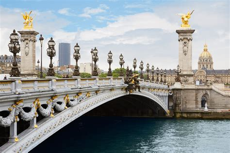 Famous Bridges in Paris