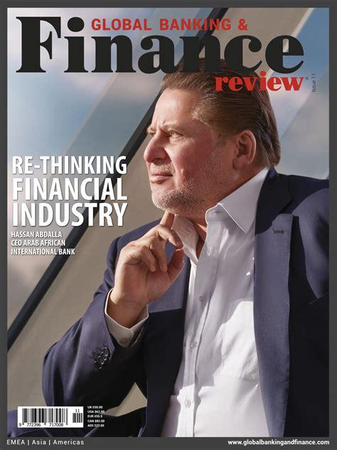 Finance Magazines