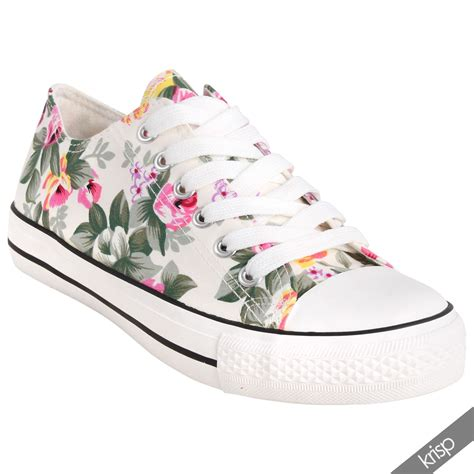 Floral Shoes for Women
