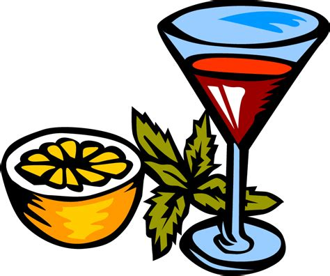 Food and Beverage Clip Art