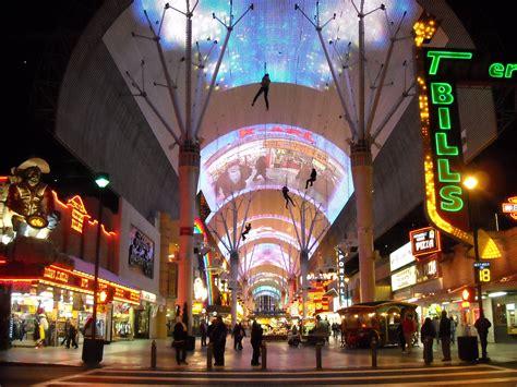 Fremont Street Zip Line Las Vegas NV