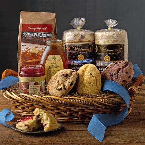 Gourmet Breakfast Baskets