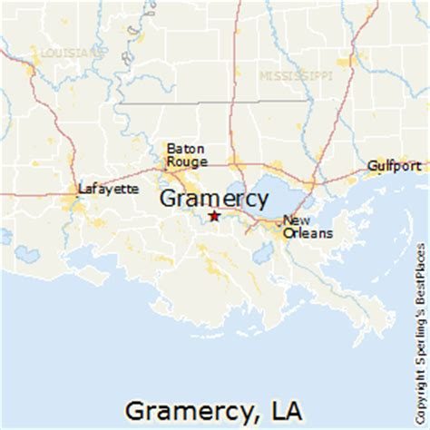 Gramercy Louisiana