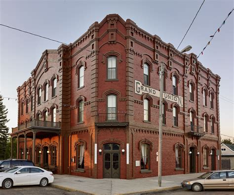 Grand Union Hotel Fort Benton MT
