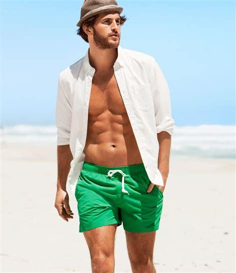 H&M Mens Swimwear