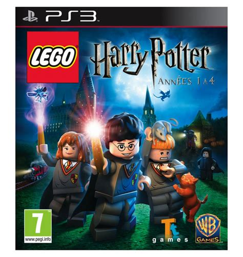 Harry Potter PS3 Console