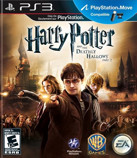 Harry Potter PS3 Move
