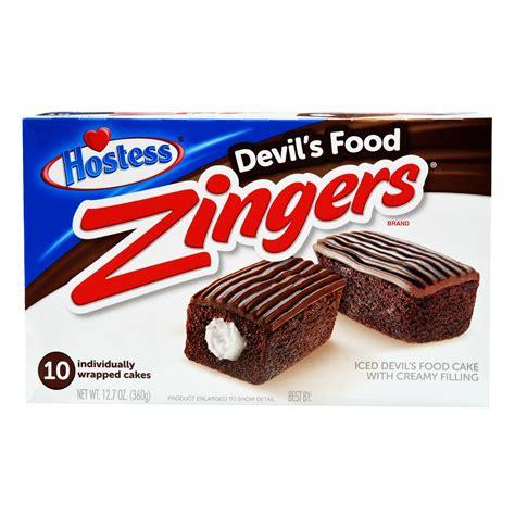 Hostess Zingers