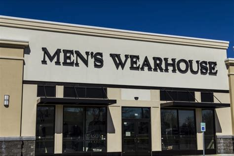 Images of Men's Wearhouse Store