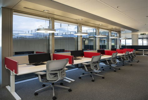Inside Microsoft Headquarters