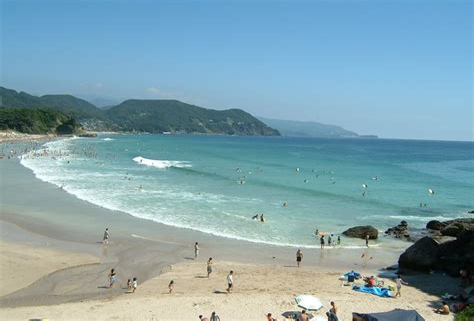 Izu Japan Beaches