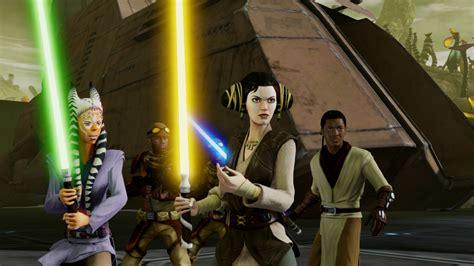 Kinect Star Wars Characters