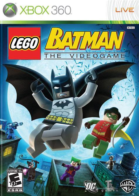 LEGO Batman 1 Xbox 360