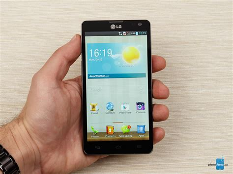 LG Optimus L9 Review