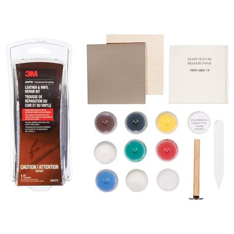 Leather Repair Kit Home Depot