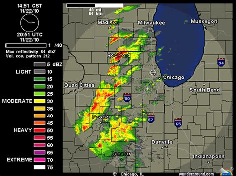 Live Weather Radar Rockford IL