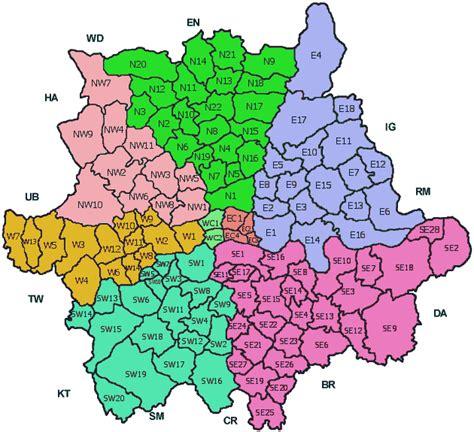 London Postal District
