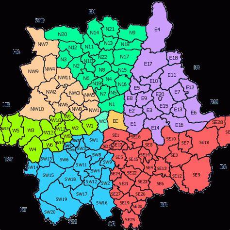 London Postcode