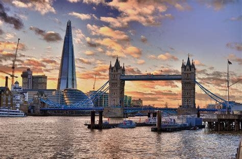 London United Kingdom Tourism