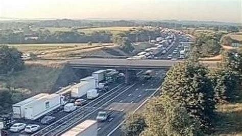 M6 Motorway Closed