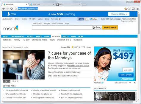 MSN Home