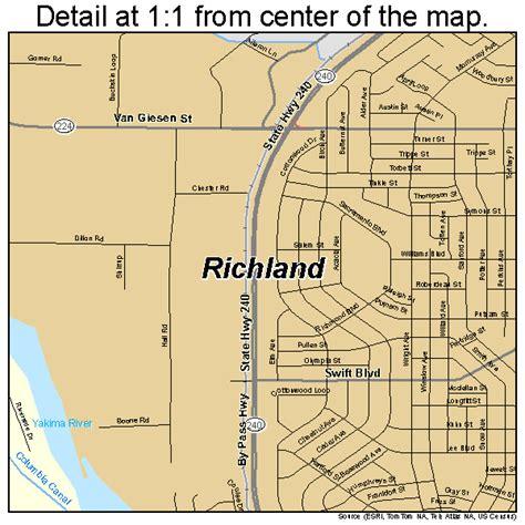 MapQuest Richland WA